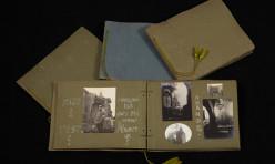 Numérisation - Albums uniques de la première guerre mondiale.