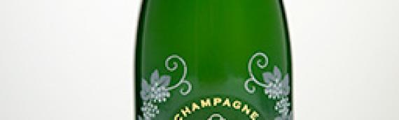 Packshot – Bouteille de champagne