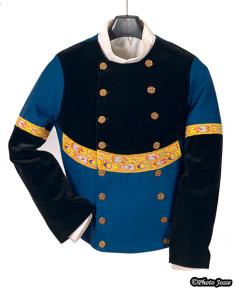 Réplique d'un costume breton